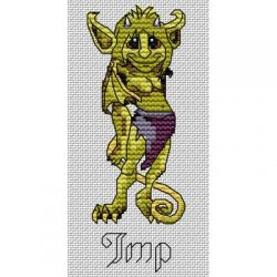 I is for … Imp