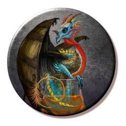 Bourbon Dragon (Needleminder)