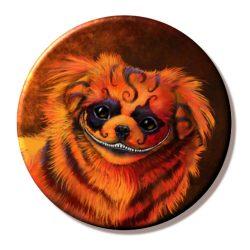 Cheshire Canine (Needleminder)
