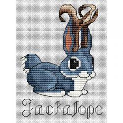 J is for … Jackalope