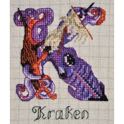 K is for … Kraken