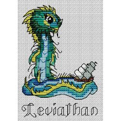L is for … Leviathan