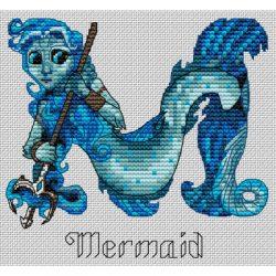 M is for … Mermaid
