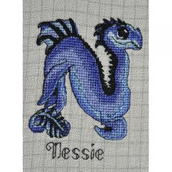 N is for … Nessie